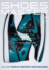 SHOES MASTER Magazine Vol.28  2017 FALL/WINTER
