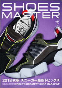 SHOES MASTER Magazine Vol.30  2018 FALL/WINTER