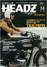 CYCLE HEADZ magazine Vol.14
