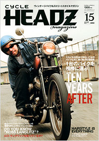CYCLE HEADZ magazine Vol.15