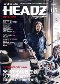 CYCLE HEADZ magazine Vol.5
