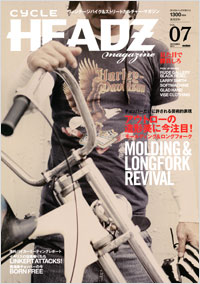 CYCLE HEADZ magazine Vol.7