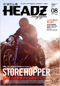 CYCLE HEADZ magazine Vol.8