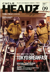 CYCLE HEADZ magazine Vol.9