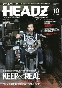 CYCLE HEADZ magazine Vol.10