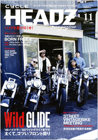 CYCLE HEADZ magazine Vol.11